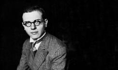 Messiaen als junger Knabe